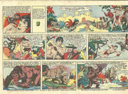 Ancora sui fumetti d'antan