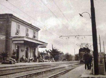 La stazione di Vallecrosia