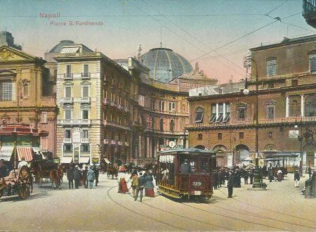 Una Napoli d'epoca