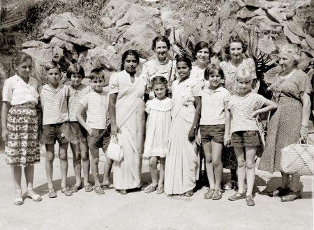 Maria Montessori a Sanremo e nel ponente ligure