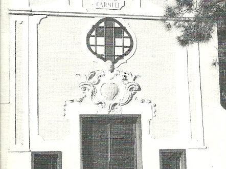 La Cappella del Carmelo a Bordighera