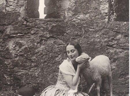Nel 1925 Gianni Moreschi fotografò la più famosa ballerina dell'epoca