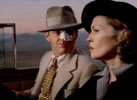 Quel Gittes che una cliente misteriosa incarica di seguire una indagine