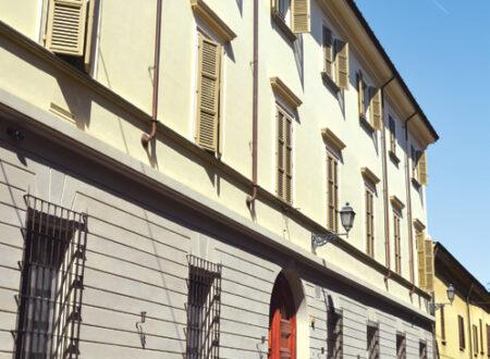 Circa palazzo Cigala Fulgosi a Piacenza