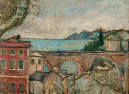 L'arte in Liguria tra le due guerre mondiali
