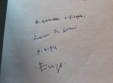 Poeta strano, Luciano De Giovanni